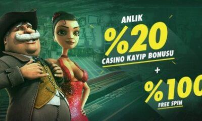 Betpark Canlı Casino